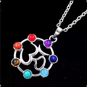 Gorgeous Chakra Reiki Healing Necklace